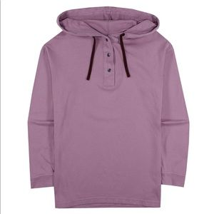 PATAGONIA Misty Meadow Tunic Hooded Small